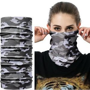 Custom Dye Neck Gaiter Multi-Purpose Face Covering